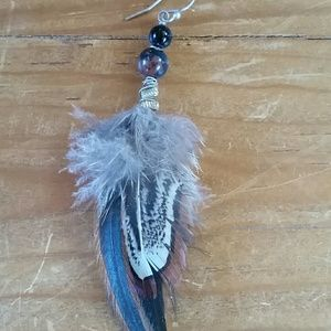 Jewelry - Feather earrings